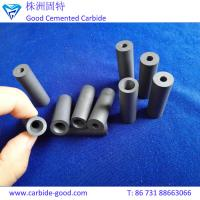 Buy cheap Advanced ceramics grade blast nozzle boron carbide nozzle of various sizes from wholesalers