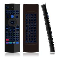 Wholesale XBMC Android Mini PC Air Fly Mouse , Voice Air Mouse Wireless Mini Keyboard from china suppliers