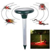 Buy cheap Solar Power ultrasonic mouse repellent Rodent Mole Rodent Repeller from wholesalers