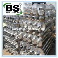 Buy cheap Helical Piles for Solar Panel Ground mounting from wholesalers