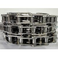 Wholesale Double Pitch Precision Roller Conveyor Chain For Heavy Duty Series Transmission from china suppliers
