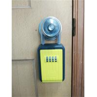 Buy cheap Door Key Locker Portable Combination Lock Box For Real Estate Agents from wholesalers