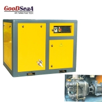 Buy cheap Two Stage 110kw 12.5bar Rotary Screw Air Compressor from wholesalers