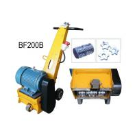 Buy cheap Three Phase Electric Ground Floor Scarifier Machine For Creating Non - slip Surface from wholesalers