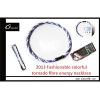 Buy cheap Sports Magnetic Tornado Titanium Braided Rope Necklace for Enhancing Blood Circulation from wholesalers