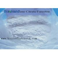 Buy cheap Toremifene 99% Purity Anabolic Steroids Powder For Bodybuilding Anti-Estrogen Cas 89778-27-8 from wholesalers