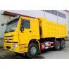 Buy cheap HOWO 10 Wheeler Heavy Duty Dump Truck, 18M3 20M3 Tipper Truck 30 Tons 25 Tons Dumper Truck from wholesalers