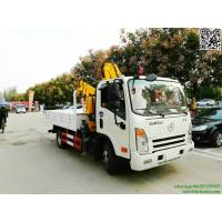 Buy cheap Custermizing Dayun dump truck with loading crane knuckle boom 2-3T tipper truck sale price  WhatsApp:8615271357 from wholesalers