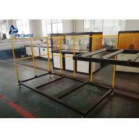Buy cheap PVC Surface Plastic Sheet Extrusion Machine , WPC Foamed Board Machine from wholesalers