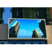 Buy cheap 1RGB Outdoor Full Color Led Signs , P5 Programmable Led Display 1/8 Scanning Mode from wholesalers