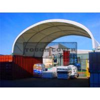 Buy cheap Relocatable, Chinese 8m wide Container Tent for sale product