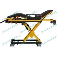 Buy cheap Multifunctional automatic loading ambulance stretcher gurney with varied heights from wholesalers