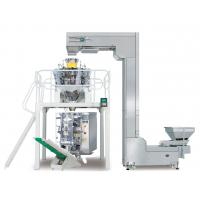 Tea Back Sealing Bag Automatic Packaging Machine With Vacuum Function Manufactures