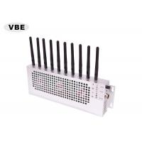 Buy cheap 10 Bands Cell Phone Signal Jammer 360 Degree Jamming For Examination Room from wholesalers