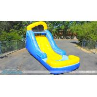 Buy cheap slip and slide for adult and kids,backyard water slide from wholesalers