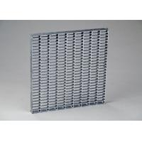 Buy cheap Crocodile Type Anti Slip Iron Road Driveway Channel Grate Malaysia Standard from wholesalers