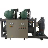 Buy cheap Energy Saving Refrigeration Compressor Unit High And Low Pressure Controller 420HP from wholesalers