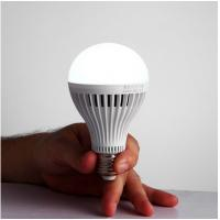Rechargeable Intelligent Emergency Led Lighting Bulb 5w 4 Hours Emergency Time Manufactures