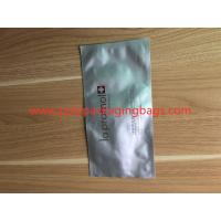 Buy cheap Bronzing White Aluminium Foil Bag For Vanilla ,  Seeds ,  Coffee And Powder from wholesalers
