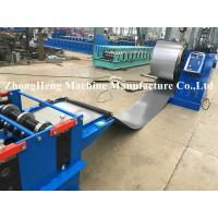 Buy cheap Metal Roof  Seaming Roofing Roll Forming Machine With Electric Seaming Machine For 1mm Thickness Cold Steel from wholesalers