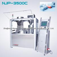 Buy cheap Fully Automatic Capsule Filling Machine NJP-3500C , Hard Gelatin Capsule Filling Machine,Powder capsule filling machines from wholesalers