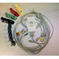 Buy cheap Portable PC Based ECG Equipment 12 Lead Recording , EKG Heart Monitor from wholesalers