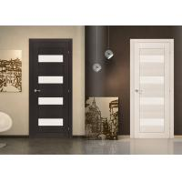 Buy cheap Solid Wood Composite Door MDF Material Water - Proof For Bedroom from wholesalers