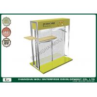 Buy cheap Children clothes shop retail garment racks , clothing display rack Powder Coating / Chrome from wholesalers