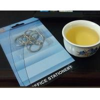 Buy cheap Loose leaf rings ,binder rings,hinged snap ring ,6pcs/blister card from wholesalers