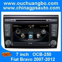 Buy cheap Ouchuangbo S100 Platform Car DVD for Fiat Bravo 2007-2012 GPS Sat Nav DVR 3G Wifi Multimedia Player OCB-250 from wholesalers