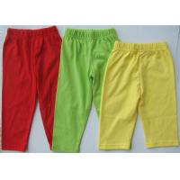 Buy cheap hot sale ! baby knit pants ,baby summer pants ,baby clothing ,baby casual pants from wholesalers