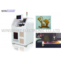 Buy cheap Small Size UV Laser PCB Depanelizer For Burr Free Cutting from wholesalers