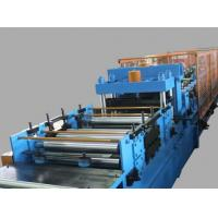 Buy cheap Quickly Change CZ Purlin Roll Forming Machine For 1.5 - 3.0mm Steel CZ Purlin Truss from wholesalers