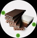 Buy cheap WPC floor Dubai Pvc Wood Ceiling Sheet In Sri Lanka 3D Wpc Pvc Panel For Farmhouse Style from wholesalers