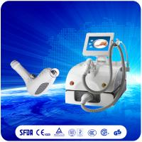Buy cheap Portable IPL RF Beauty Equipment 808nm Diode Laser Hair Remove For Bikini Line from wholesalers