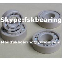 Buy cheap Oil Proof  Noncorrodible PP / POM / PEEK / PTFE Plastic Bearing from wholesalers