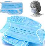 Buy cheap Elastic Earloop 3 Layer 95% Hypoallergenic Dental Masks from wholesalers