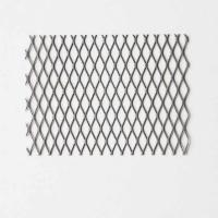 China 1/4 #20 Carbon Steel Expanded Metal Mesh Standard For Containers on sale
