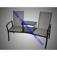 Buy cheap cheap outdoor garden sling 2-seater chairs  RLF-024T from wholesalers