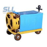 Buy cheap Electric Motor Grout Injection Pump High Capacity Pump Single Cylinder And Double Piston from wholesalers
