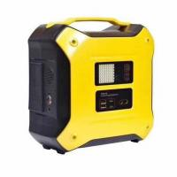 Buy cheap 307WH AC220V 50HZ DC 5V 2.1A camping emergency power supply portable power station from wholesalers