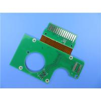 Buy cheap Rigid-flex PCBs Built on FR-4 and Polyimide Bicheng Enterprise from wholesalers
