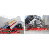 Buy cheap Factory sale customized best-selling cheap manul 120hp diesel road street sweeping vehicle, road cleaning truck from wholesalers