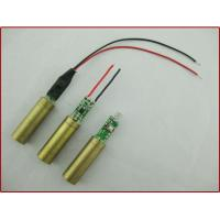 Industrial Grade 532nm 100mw Green Dot Laser Module For Electrical Tools And Leveling Instruments