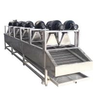 Buy cheap Continuous Fruit And Vegetable Processing Line Dehydrated Dried Equipment from wholesalers