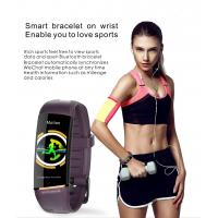 Buy cheap Remote Camera Led Intelligent Electronic Watch Universal Portable Sports Smart Bracelet from wholesalers