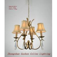 Buy cheap New modern pendant lamp with brass plating from wholesalers