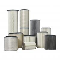 Wholesale Professional Replacement Filter ElementsFire Resistanct Wood Pulp Fiber Medium from china suppliers