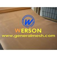 Buy cheap phosphor bronze wire mesh ,chemical speparation mesh from wholesalers