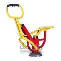 Outdoor Fitness Equipments-ST Sport Outdoor Rider Exercise Machine For Body Building Manufactures